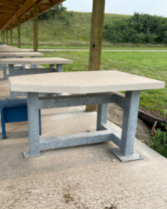 COMPETITION GUN REST TABLE BASE